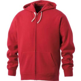 Company Huron Fleece Full Zip Hoody by TRIMARK