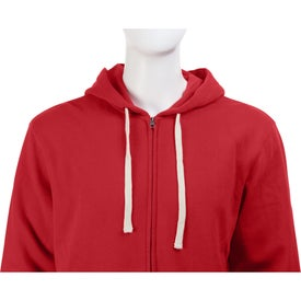 Advertising Huron Fleece Full Zip Hoody by TRIMARK