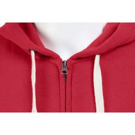 Huron Fleece Full Zip Hoody by TRIMARK for Promotion