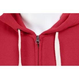 Huron Fleece Full Zip Hoody by TRIMARK for Promotion