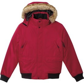 Hutton Insulated Bomber Jacket by TRIMARK for your School