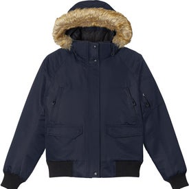Hutton Insulated Bomber Jacket by TRIMARK for Your Company