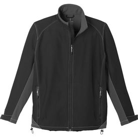 Iberico Softshell Jacket by TRIMARK for Advertising