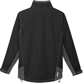 Company Iberico Softshell Jacket by TRIMARK