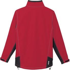 Monogrammed Iberico Softshell Jacket by TRIMARK