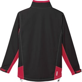 Iberico Softshell Jacket by TRIMARK with Your Logo