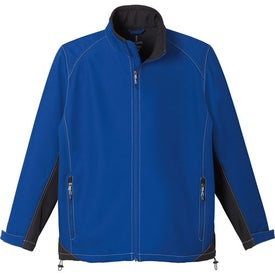 Iberico Softshell Jacket by TRIMARK for Your Company