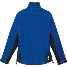 Advertising Iberico Softshell Jacket by TRIMARK