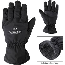 Insulated Water Resistant Adult Gloves