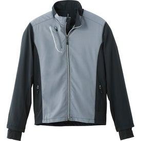 Jasper Hybrid Jacket by TRIMARK Branded with Your Logo