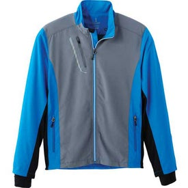 Promotional Jasper Hybrid Jacket by TRIMARK