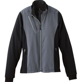 Jasper Hybrid Jacket by TRIMARK with Your Slogan