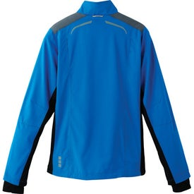 Jasper Hybrid Jacket by TRIMARK Printed with Your Logo