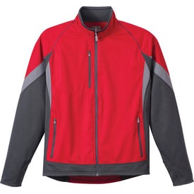 Promotional Jozani Hybrid Softshell Jacket by TRIMARK