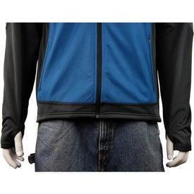 Company Jozani Hybrid Softshell Jacket by TRIMARK