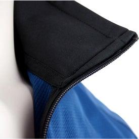 Custom Jozani Hybrid Softshell Jacket by TRIMARK
