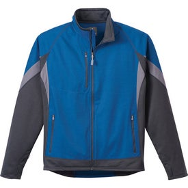 Jozani Hybrid Softshell Jacket by TRIMARK with Your Logo