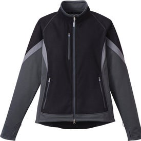 Branded Jozani Hybrid Softshell Jacket by TRIMARK