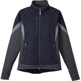 Personalized Jozani Hybrid Softshell Jacket by TRIMARK