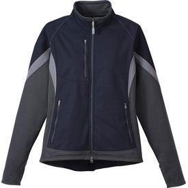 Personalized Jozani Hybrid Softshell Jacket by TRIMARK