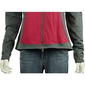 Advertising Jozani Hybrid Softshell Jacket by TRIMARK
