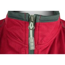 Jozani Hybrid Softshell Jacket by TRIMARK Imprinted with Your Logo