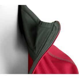 Jozani Hybrid Softshell Jacket by TRIMARK for Your Company