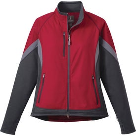 Jozani Hybrid Softshell Jacket by TRIMARK (Women's)