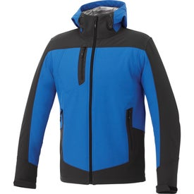 Kangari Softshell Jacket by TRIMARK Printed with Your Logo