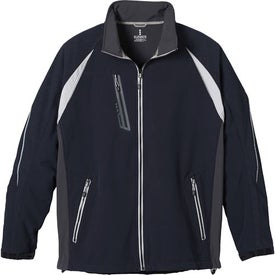 Printed Katavi Softshell Jacket by TRIMARK
