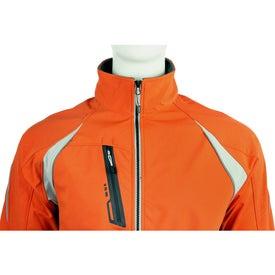 Katavi Softshell Jacket by TRIMARK for Advertising