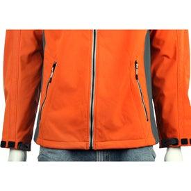 Imprinted Katavi Softshell Jacket by TRIMARK