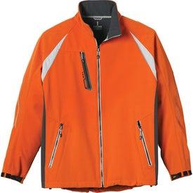 Branded Katavi Softshell Jacket by TRIMARK