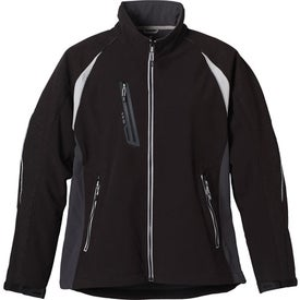 Katavi Softshell Jacket by TRIMARK Branded with Your Logo