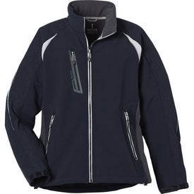 Branded Katavi Softshell Jacket by TRIMARK