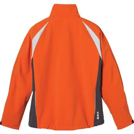 Promotional Katavi Softshell Jacket by TRIMARK