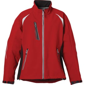 Katavi Softshell Jacket by TRIMARK for Promotion