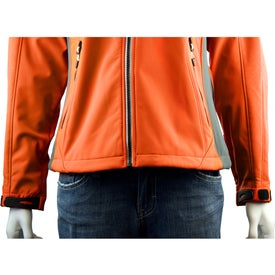 Katavi Softshell Jacket by TRIMARK for Your Company