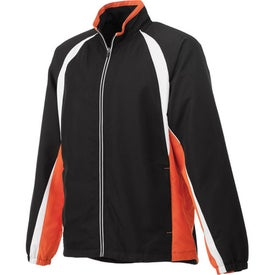 Branded Kelton Track Jacket by TRIMARK