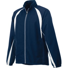 Kelton Track Jacket by TRIMARK for Promotion