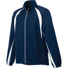 Kelton Track Jacket by TRIMARK for Promotion