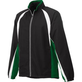 Printed Kelton Track Jacket by TRIMARK