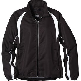 Imprinted Kelton Track Jacket by TRIMARK