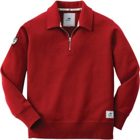 Killarney Roots73 Fleece Quarter Zip Pullover by TRIMARK