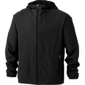 Printed Kinney Packable Jacket by TRIMARK