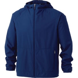 Customized Kinney Packable Jacket by TRIMARK