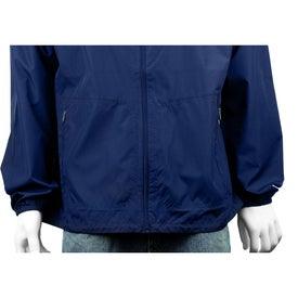 Monogrammed Kinney Packable Jacket by TRIMARK