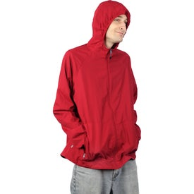 Kinney Packable Jacket by TRIMARK for Advertising