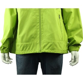 Kinney Packable Jacket by TRIMARK Printed with Your Logo