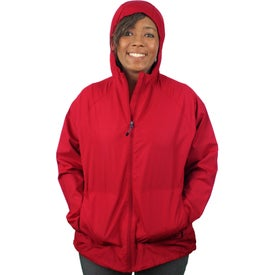 Kinney Packable Jacket by TRIMARK for Marketing